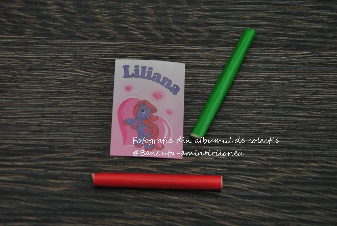 Adeziv Liliana de la Bubble Gum Sticks