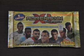 Pliculet Panini Ligue 1 2012-2013